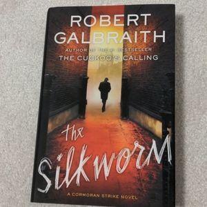 The Silkworm - Robert Galbraith (JK Rowling)